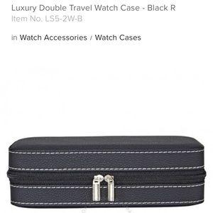 Accessories - Travel watch case / watch holder